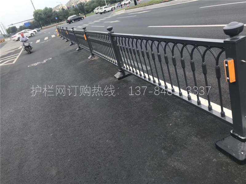 道路护栏网应用案例
